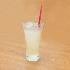 橙(だいだい)はちみつソーダ ¥400