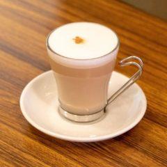 Latte Macchiato〈ラテマキアート〉 ¥400